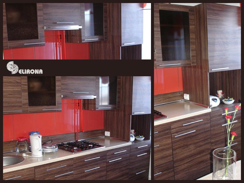 Ruda / Raudona virtuvė